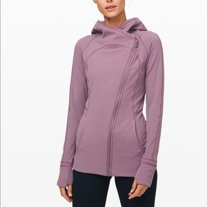 Lululemon Every Journey Hoodie Frosted Mulberry 10